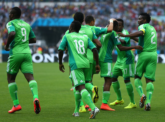 2014 world cup photos nigeria vs argentina world cup