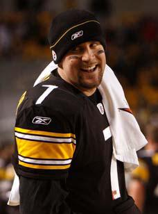 Ben Roethlisberger QB Steelers