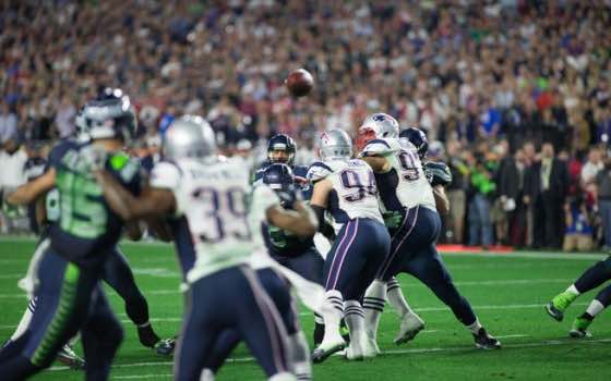 Patriots Knew Seahawks Pass was Coming